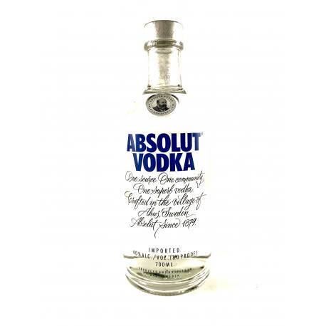 ABSOULUT VODKA